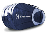 Harrow 6 Racquet Backpack Bag (Navy/Wht)