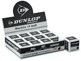 Dunlop Competition Squash Ball Box