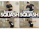 Beginning/Advanced Squash DVD Pack