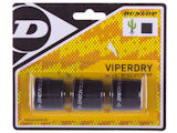 Dunlop ViperDry Black Overgrip (3-Pack)