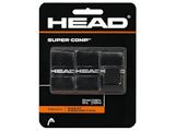 Head Super Comp Overgrip Black