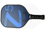 S-Type Z5 Widebody Blue Graphite Pickleball Paddle
